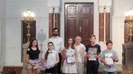 """Slávnostné vyhodnotenie súťaže ,,Nitra – moje mesto"""""""