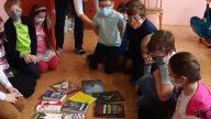 Naša trieda číta